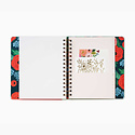 Rifle Paper Co - RP 2021 Type A Covered Spiral 17 Month Planner