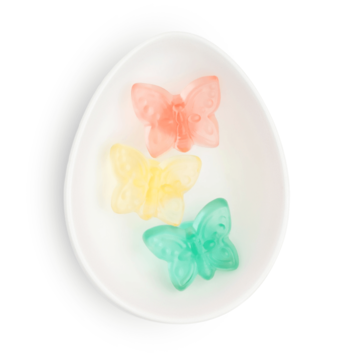 Sugarfina Baby Butterfly Gummies Small Cube