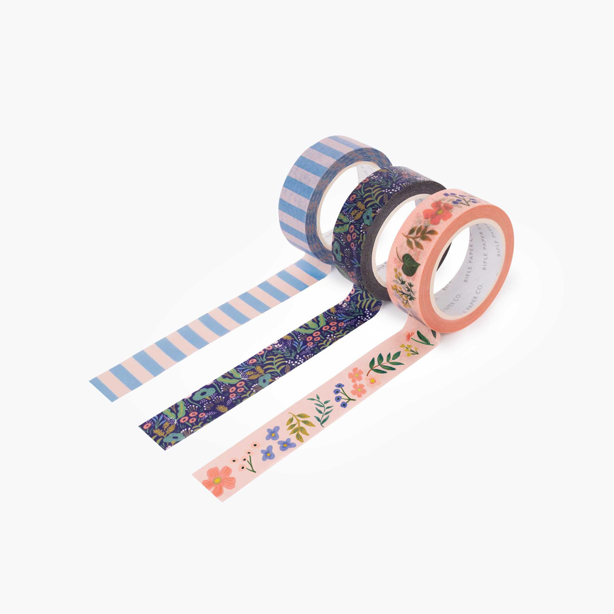 Rifle Paper Co. Tapestry Paper Tape, set of 3
