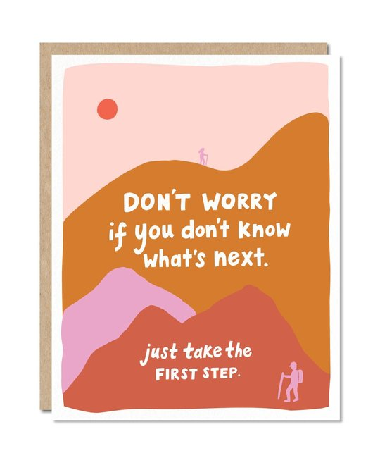 Odd Daughter Paper - OD First Step Card
