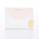 Sugar Paper SUG NS - Scallop Post Note Set