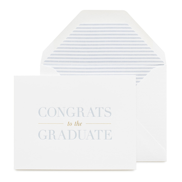 Sugar Paper SUGGCGR0007 - Congrats to the Graduate