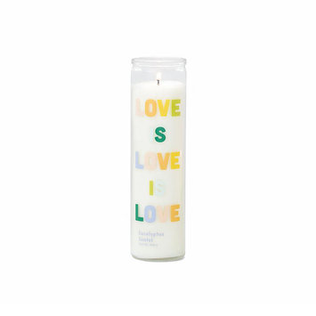 Paddywax Eucalyptus Santal Love is Love Spark Candle