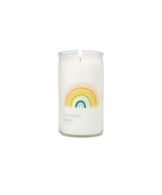 Paddywax - PA Eucalyptus Santal Small Rainbow Spark Candle