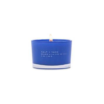 Paddywax 3 oz. Salt + Sage Statement Candle