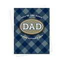 Night Owl Paper Goods Dad Sticker