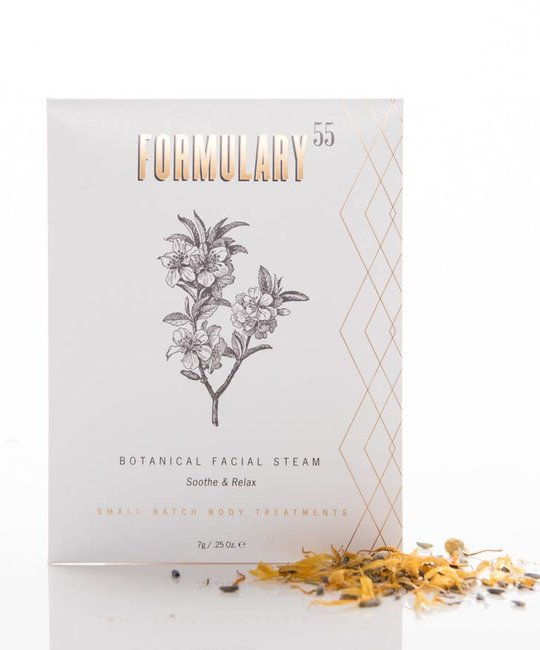 Formulary 55 - FOR Herbal Facial Steam