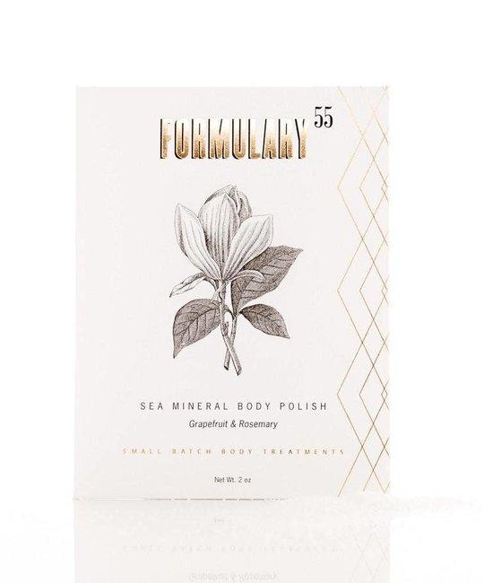 Formulary 55 - FOR Rosemary & Grapefruit Body Polish