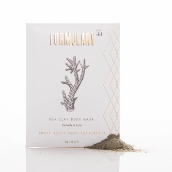 Formulary 55 - FOR Sea Clay Body Mask
