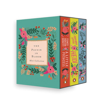 Penguin Random House - PRH Puffin in Bloom - Mini Collection
