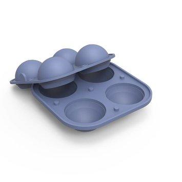 W&P Design - WP WP HG - Sphere Ice Mold, Blue