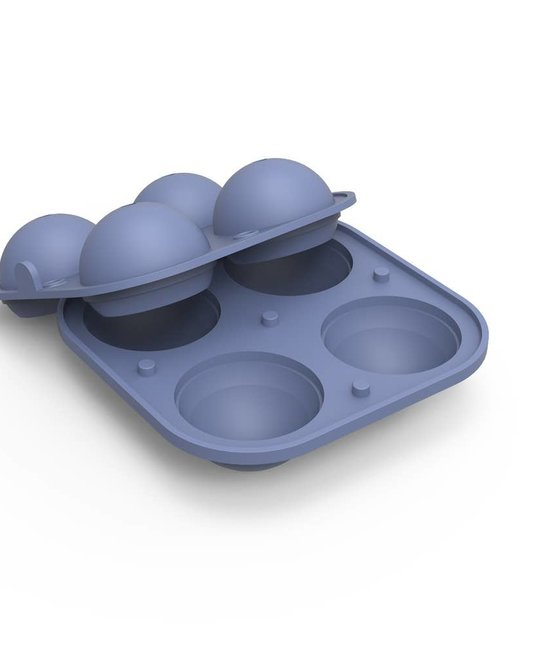 W&P Design - WP WP HG - Blue Sphere Ice Mold