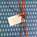 Gus and Ruby Letterpress - GR Make It A Double Cocktail Gift Box