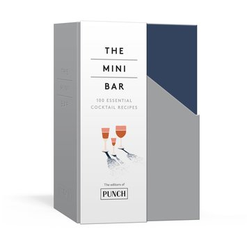 Penguin Random House - PRH The Mini Bar: 100 Essential Cocktail Recipes