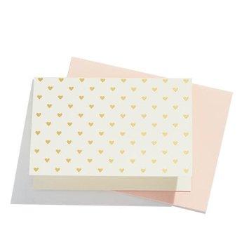 Snow and Graham SG EC -Tiny Hearts Enclosure Card