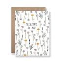 Hartland Brooklyn - HAR Thinking Of You Wildflowers Card