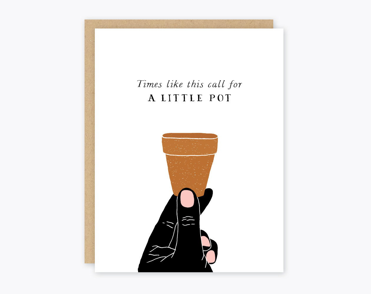 Party of One - POO POOGCHU0001 - A Little Pot