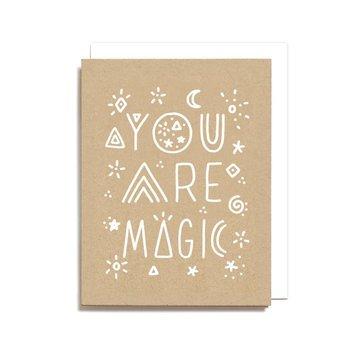 Worthwhile Paper WOPGCMI0010 - You Are Magic
