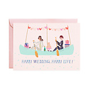 Mr. Boddington's Studio - MB Paddle To Bliss (Happy Wedding Happy Life)