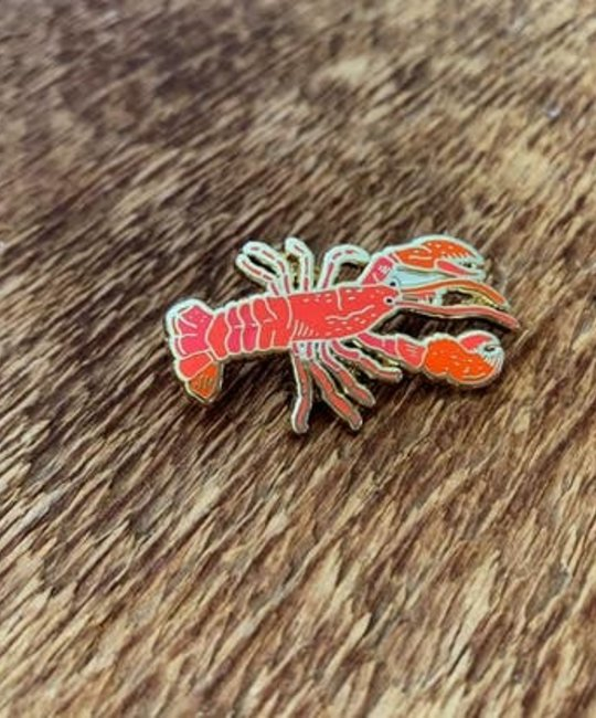 Noteworthy Paper and Press - NPP NPP ACEP - Lobster Enamel Pin