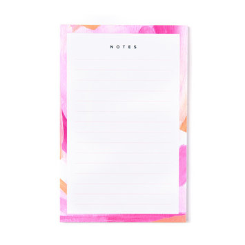 Evergreen Summer Allison Notepad
