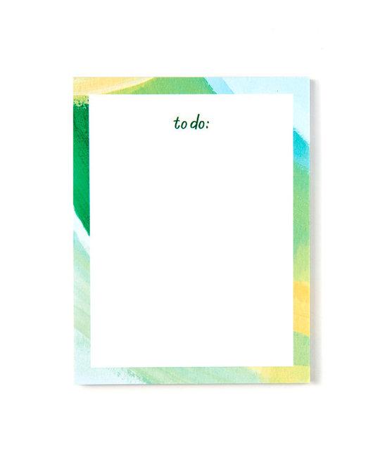 Evergreen Summer Brendan Mini Notepad