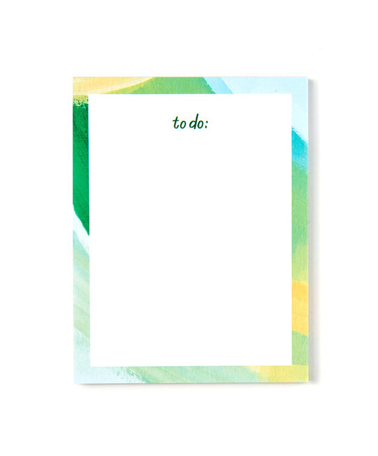 Evergreen Summer - ES Brendan Mini Notepad