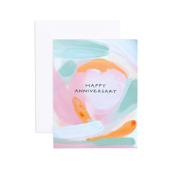 Evergreen Summer - ES ESGCAN0001 - Stacy Anniversary Card