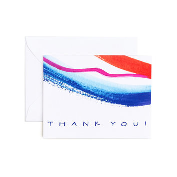 Evergreen Summer ESGCTY0001 - Rob Thank You Card