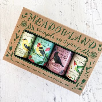 Meadowland MEA FAD - Sweet Bird Simple Syrup Collection