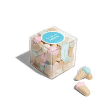 Sugarfina - SU SU FAD - Ice Cream Cone Gummies Small Cube