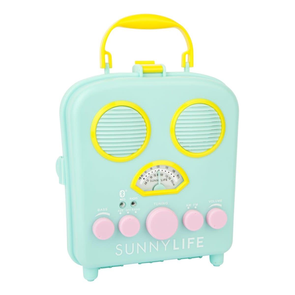 Sunnylife SUN GI - Seafoam Beach Sounds Radio