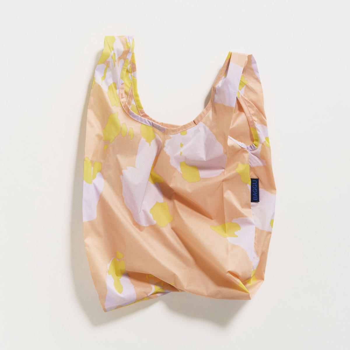 BAGGU Baby Baggu Tie Dye Lavender Reusable Bag