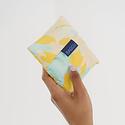 BAGGU Baggu Tie Dye Aqua Reusable Bag