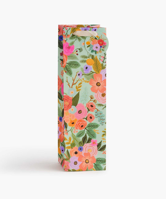 Rifle Paper Co. Garden Party Wine Gift Bag