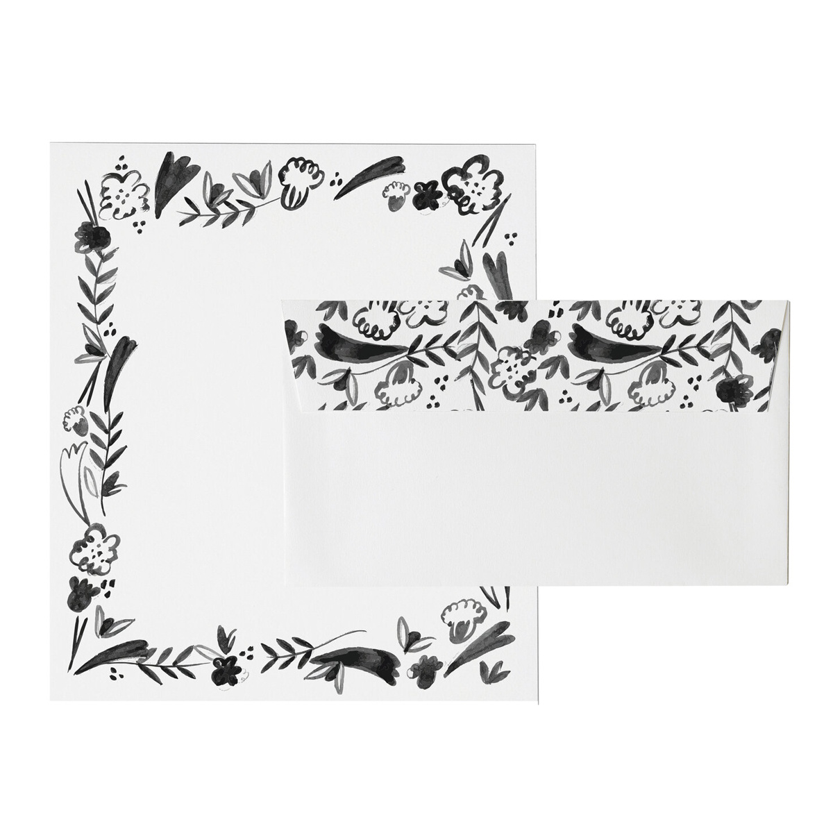 Mr. Boddingtons Studio Fleurs For You - Letterhead Set