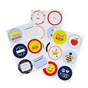 Cheree Berry Paper All Occasion Stickers