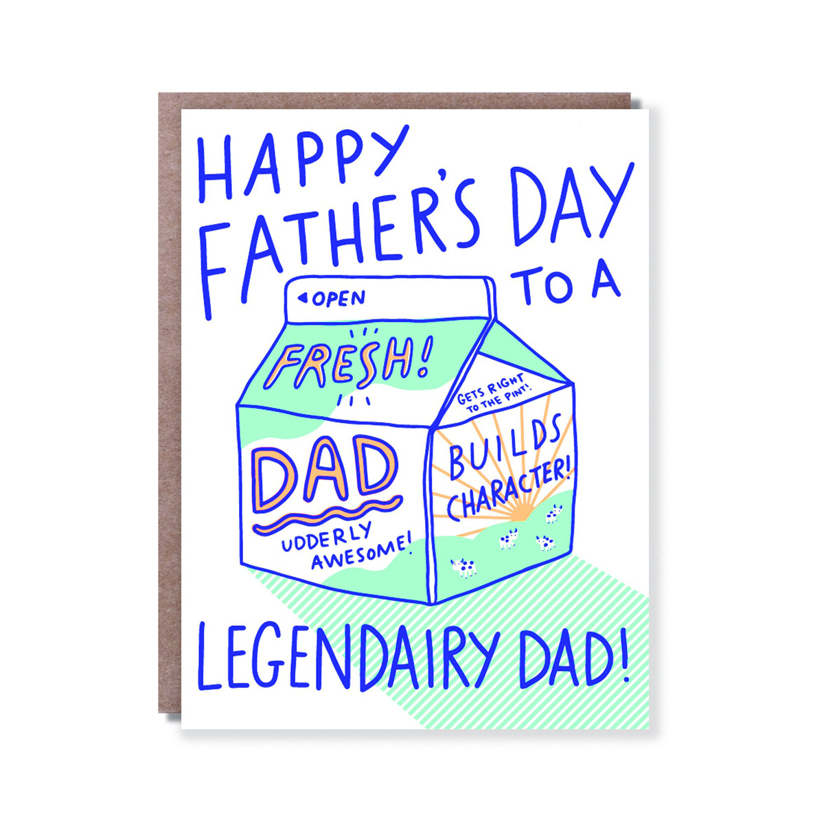 Hello!Lucky Legendairy Dad
