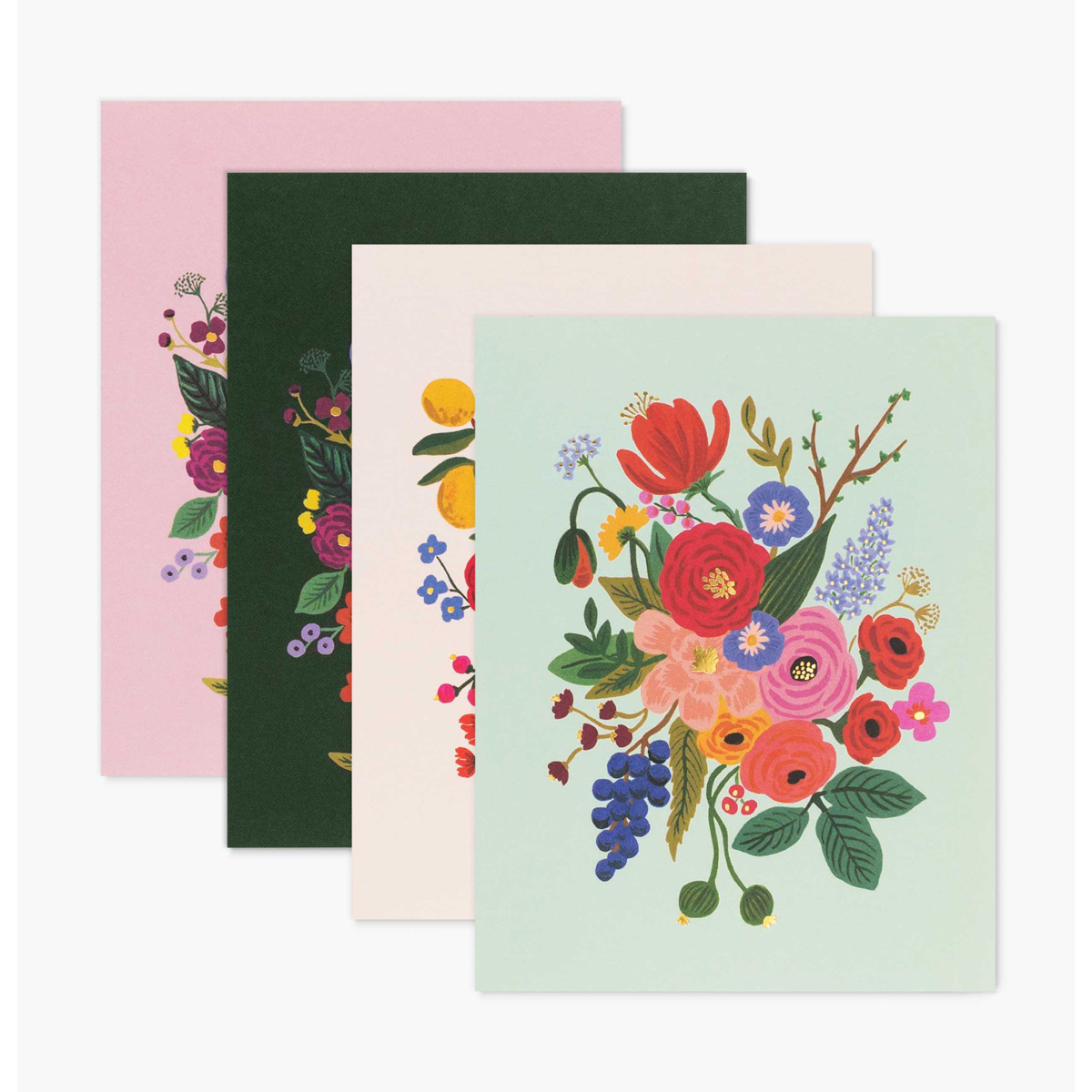 Rifle Paper Co - RP Rifle Paper - Garden Party Assorted Note Set