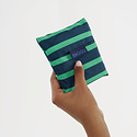 BAGGU Baggu Aloe Sailor Stripe Reusable Bag