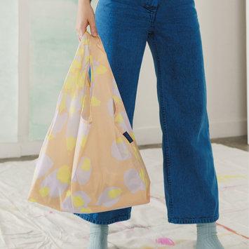 BAGGU Baggu Tie Dye Lavender Reusable Bag