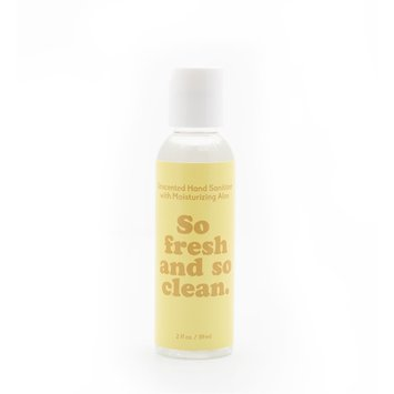 "Paddywax ""So Fresh and So Clean"" Hand Sanitizer"
