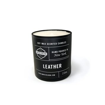Harlem Heirloom Harlem Heirloom  Leather Candle