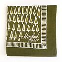 Hemlock Goods - HG Hemlock Goods - No. 027 Trees Bandana