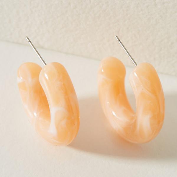 Casa Clara - CAC Cream Salma Earrings
