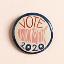 Hemlock Goods HG AC - Votes for Women USA Button