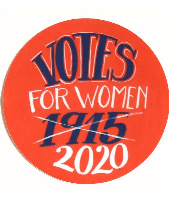 Hemlock Goods - HG HG ST - Votes for Women 2020 Sticker