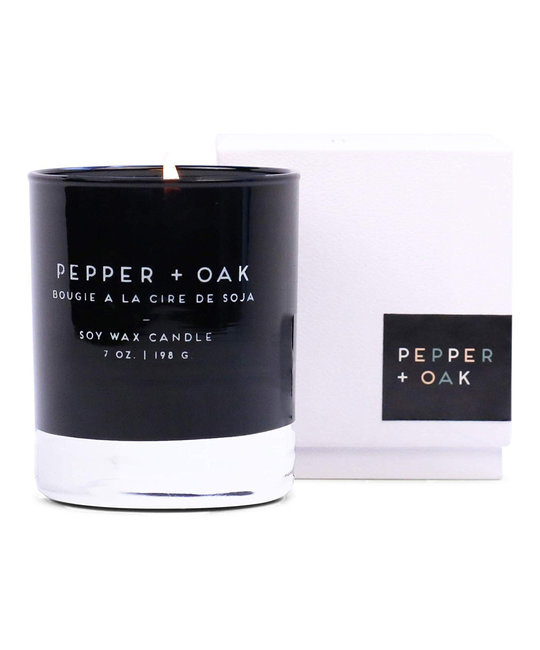 Paddywax - PA Paddywax - Large Pepper + Oak Statement Candle