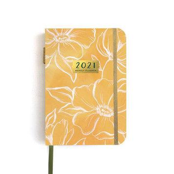 One Canoe Two Letterpress - OC 1 Canoe 2 - 2021 Golden Poppy Academic Planner (Aug 2020-July 2021)