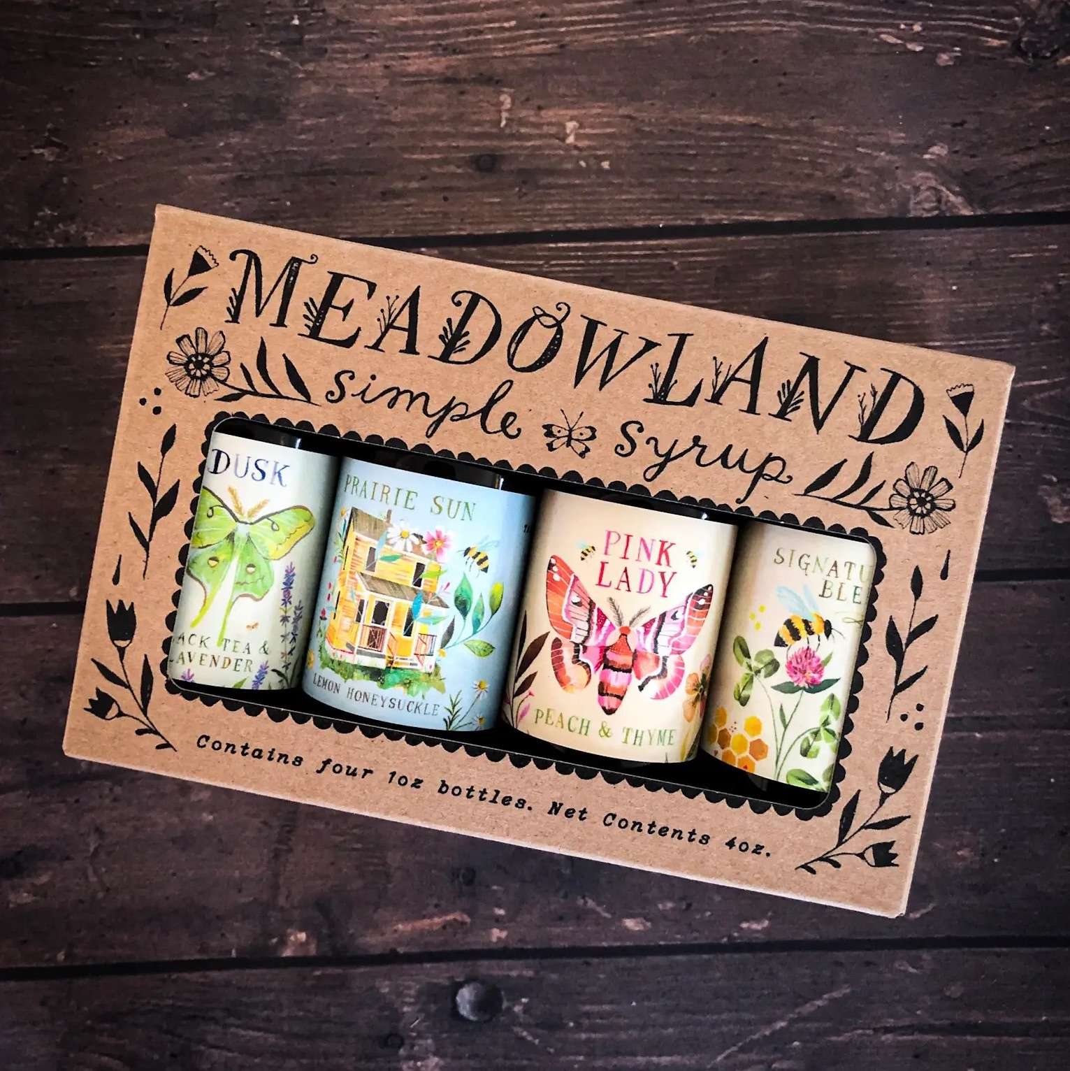 Meadowland - MEA Daydream Simple Syrup Collection